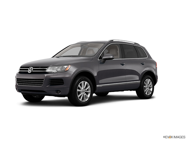 Photo: Volkswagen Touareg