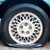 I've got a flat tire